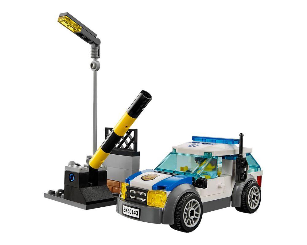 LEGO Set 60143-1 Auto Transport Heist