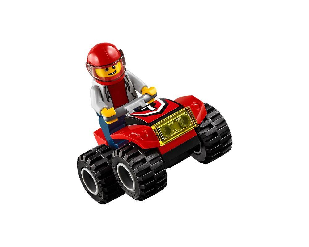 LEGO Set 60148-1 ATV Race Team