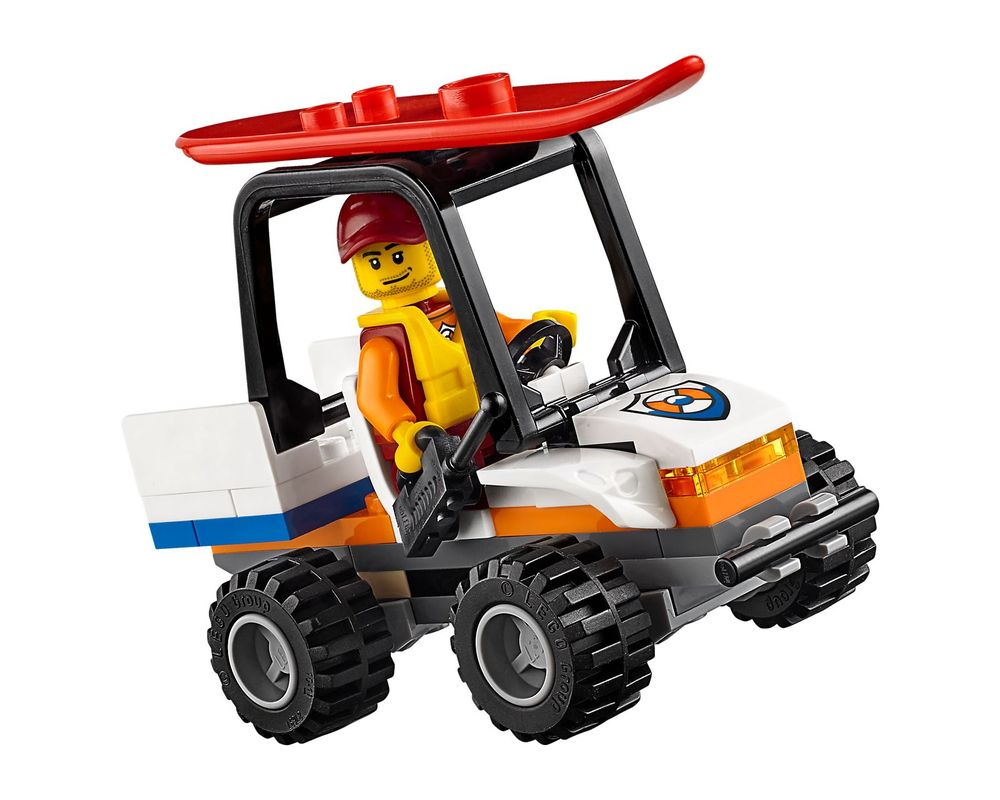 LEGO Set 60163-1 Coast Guard Starter Set