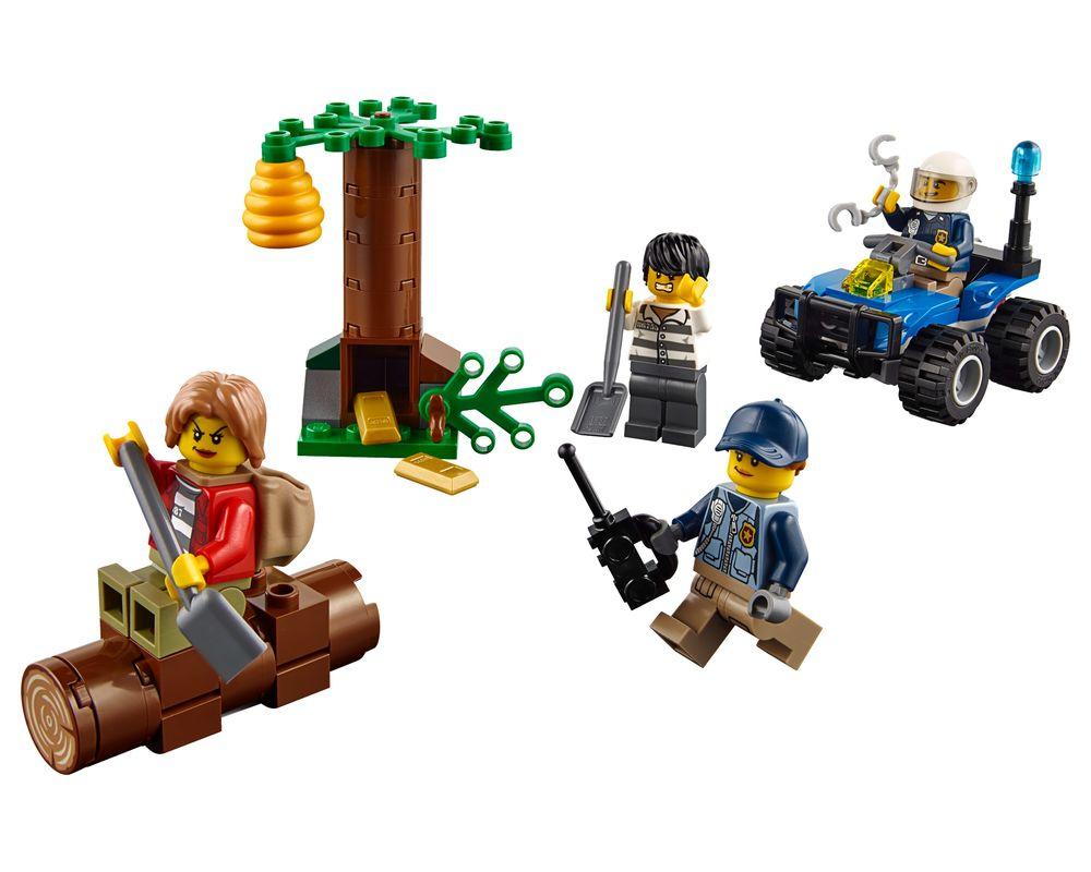 LEGO Set 60171-1 Mountain Fugitives (LEGO - Model)