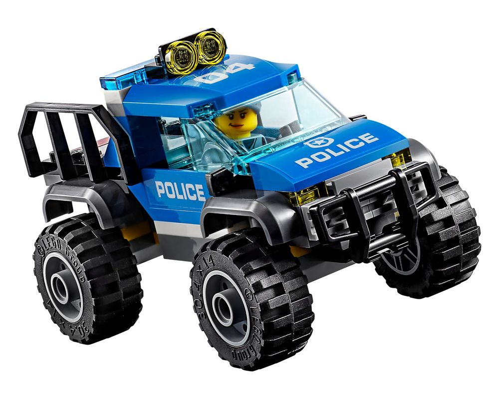 LEGO Set 60174-1 Mountain Police Headquarters