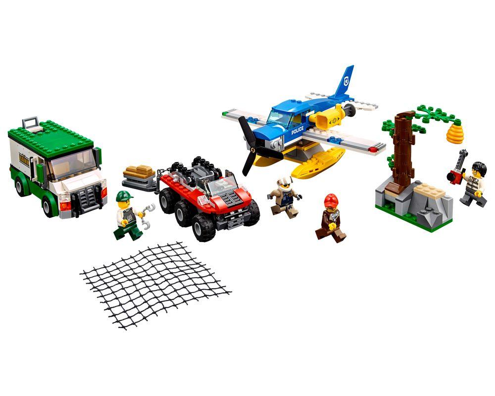 LEGO Set 60175-1 Mountain River Heist (Model - A-Model)