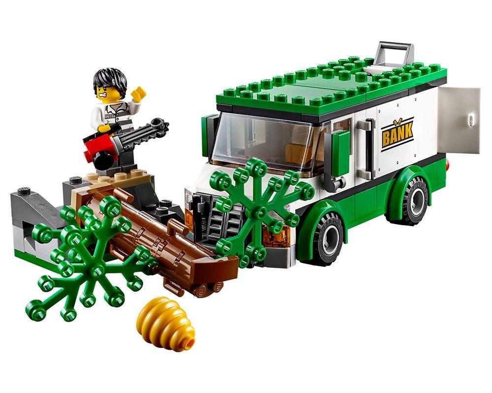 LEGO Set 60175-1 Mountain River Heist