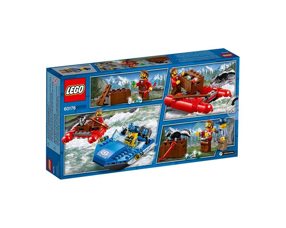 LEGO Set 60176-1 Wild River Escape