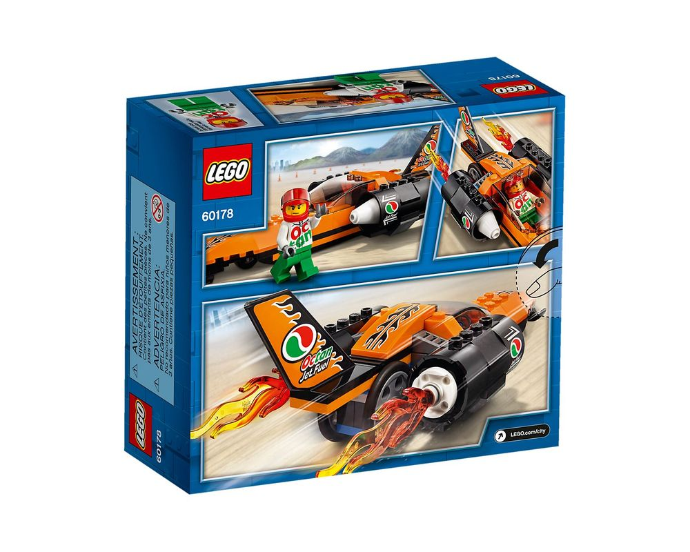 LEGO Set 60178-1 Speed Record Car