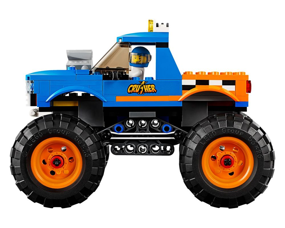LEGO Set 60180-1 Monster Truck