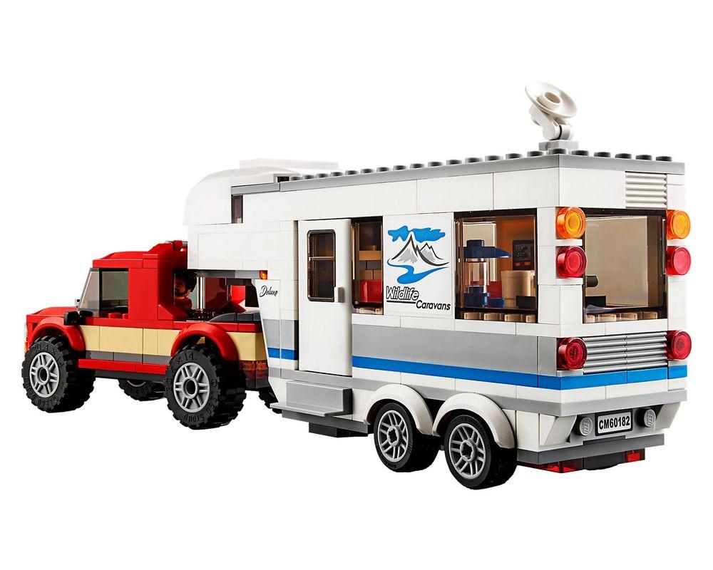 LEGO Set 60182-1 Pickup & Caravan