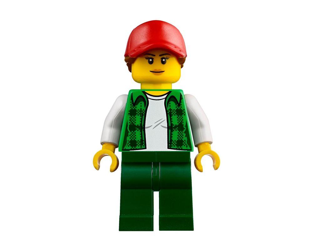 LEGO Set 60183-1 Heavy Cargo Transport