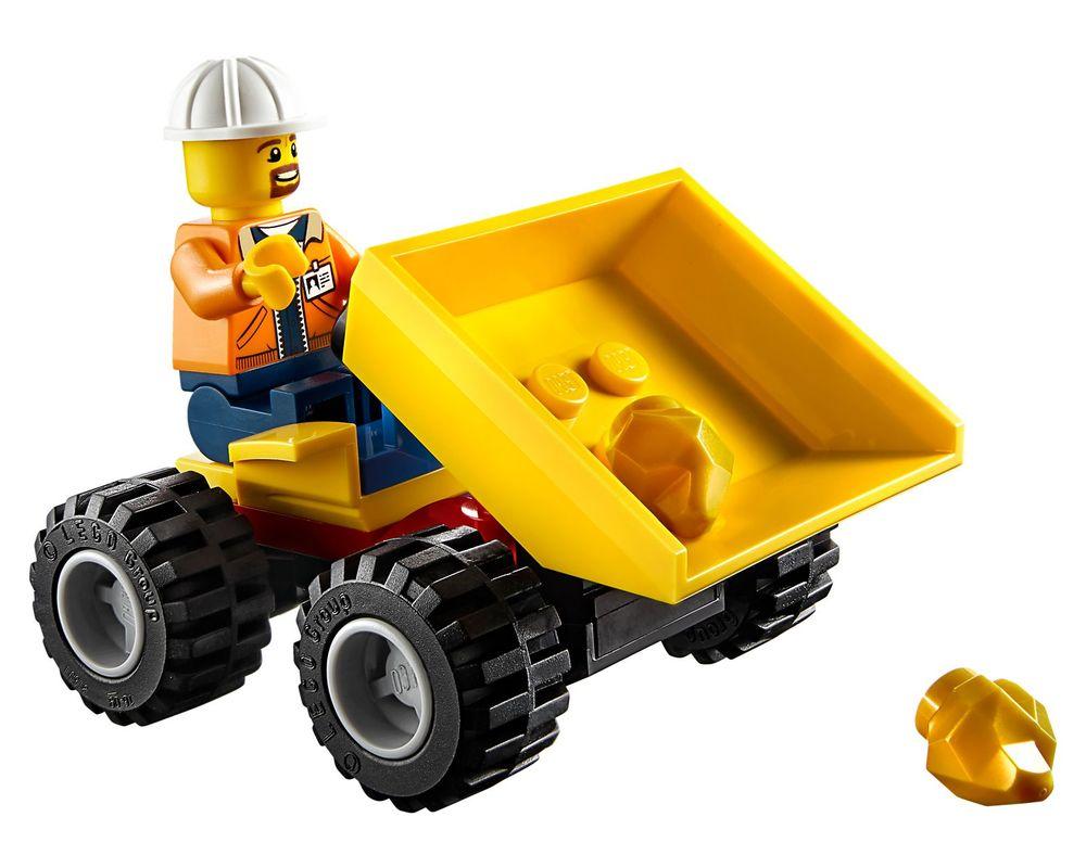 LEGO Set 60184-1 Mining Team