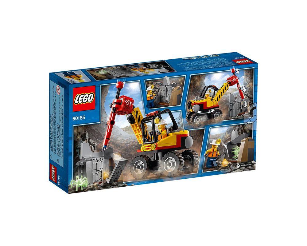 LEGO Set 60185-1 Mining Power Splitter