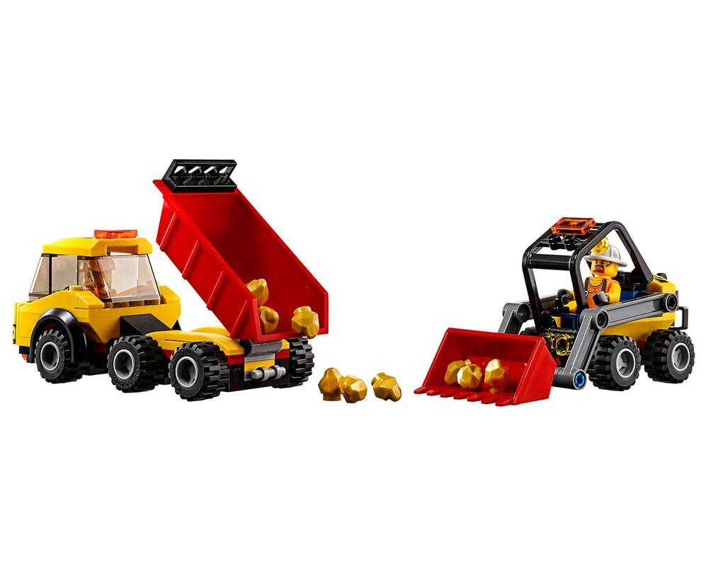 LEGO Set 60188-1 Mining Experts Site