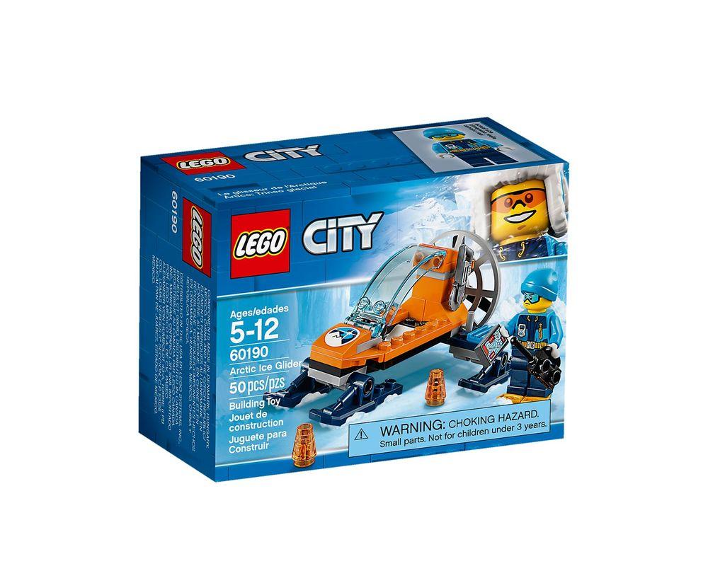 LEGO Set 60190-1 Arctic Ice Glider