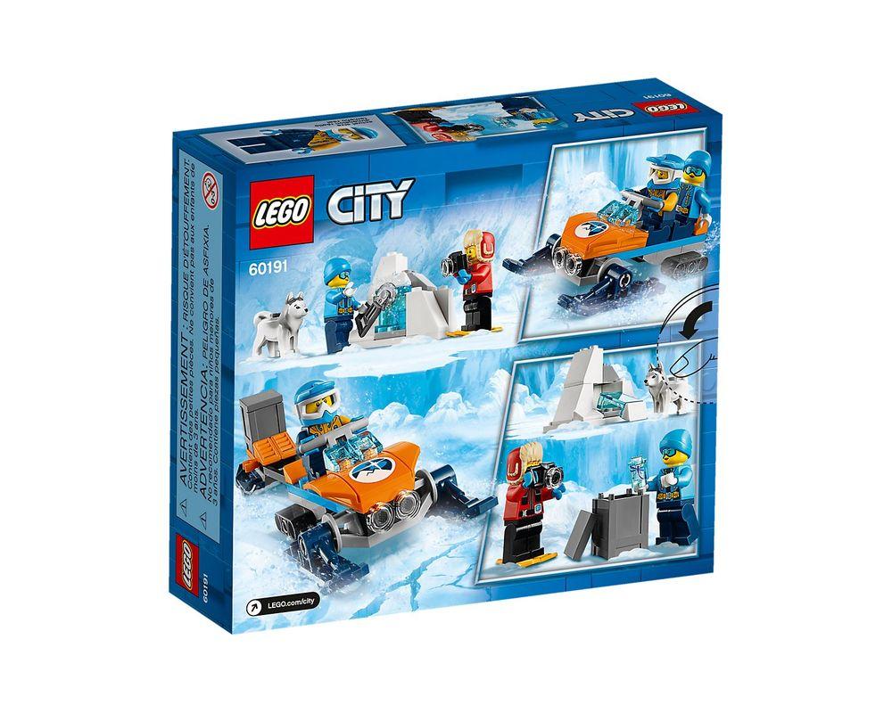 LEGO Set 60191-1 Arctic Exploration Team