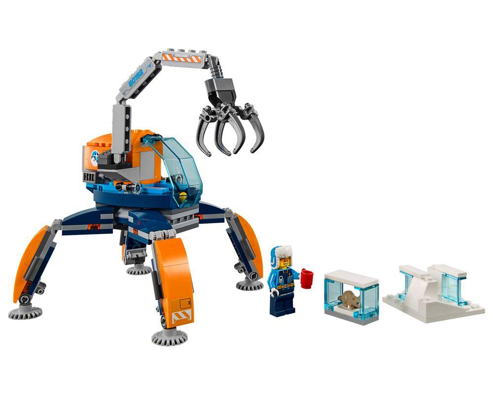 LEGO Set 60192-1 Arctic Ice Crawler (LEGO - Model)