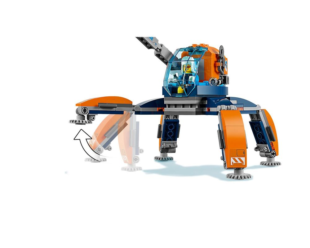 LEGO Set 60192-1 Arctic Ice Crawler