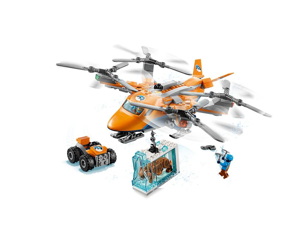 LEGO Set 60193-1 Arctic Air Transport
