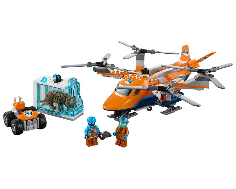 LEGO Set 60193-1 Arctic Air Transport (Model - A-Model)