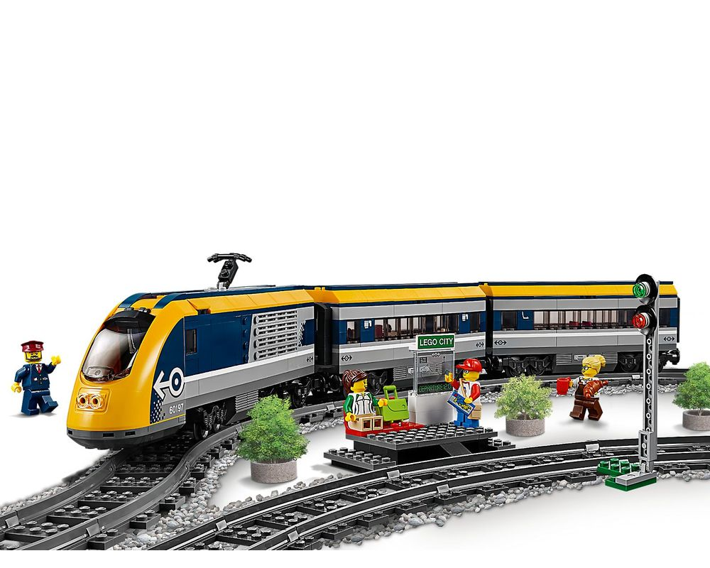 LEGO Set 60197-1 Passenger Train