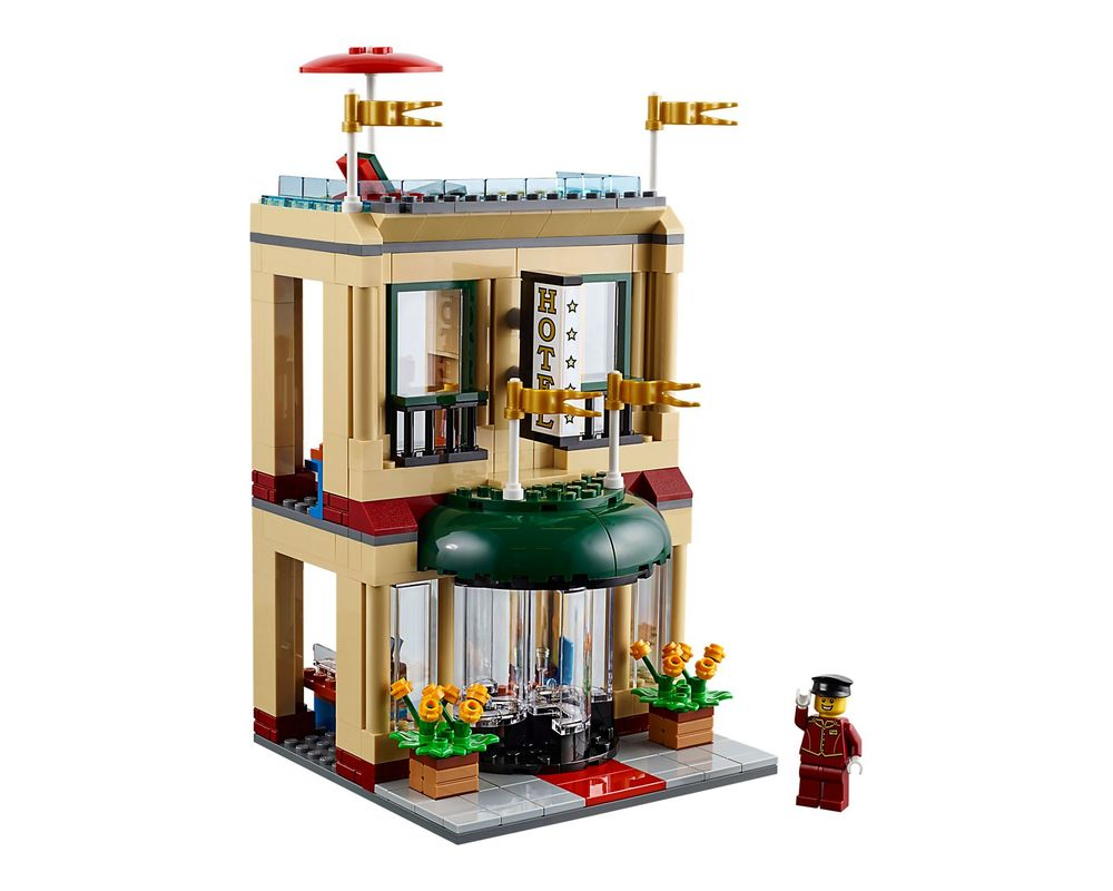 LEGO Set 60200-1 Capital City