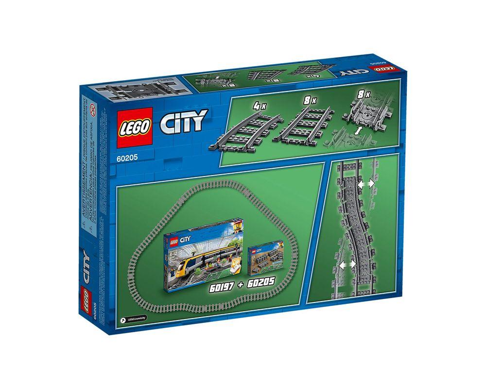 LEGO Set 60205-1 Tracks