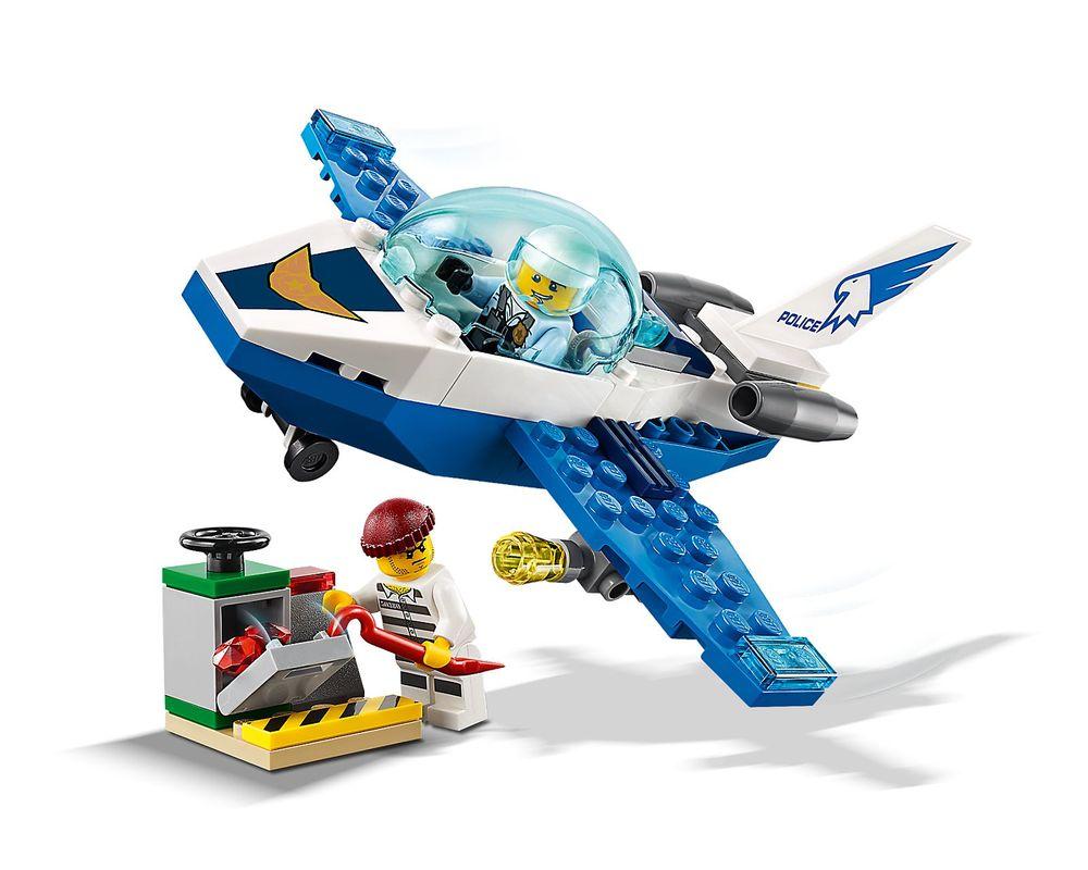 LEGO Set 60206-1 Sky Police Jet Patrol