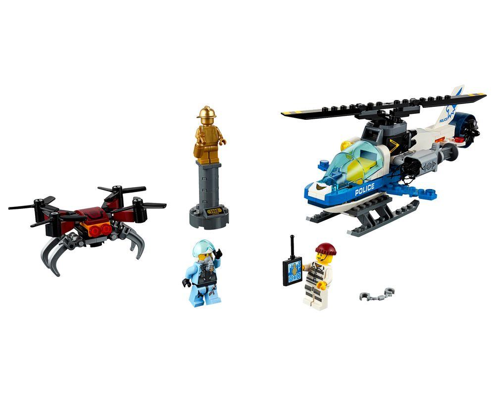 LEGO Set 60207-1 Sky Police Drone Chase (Model - A-Model)
