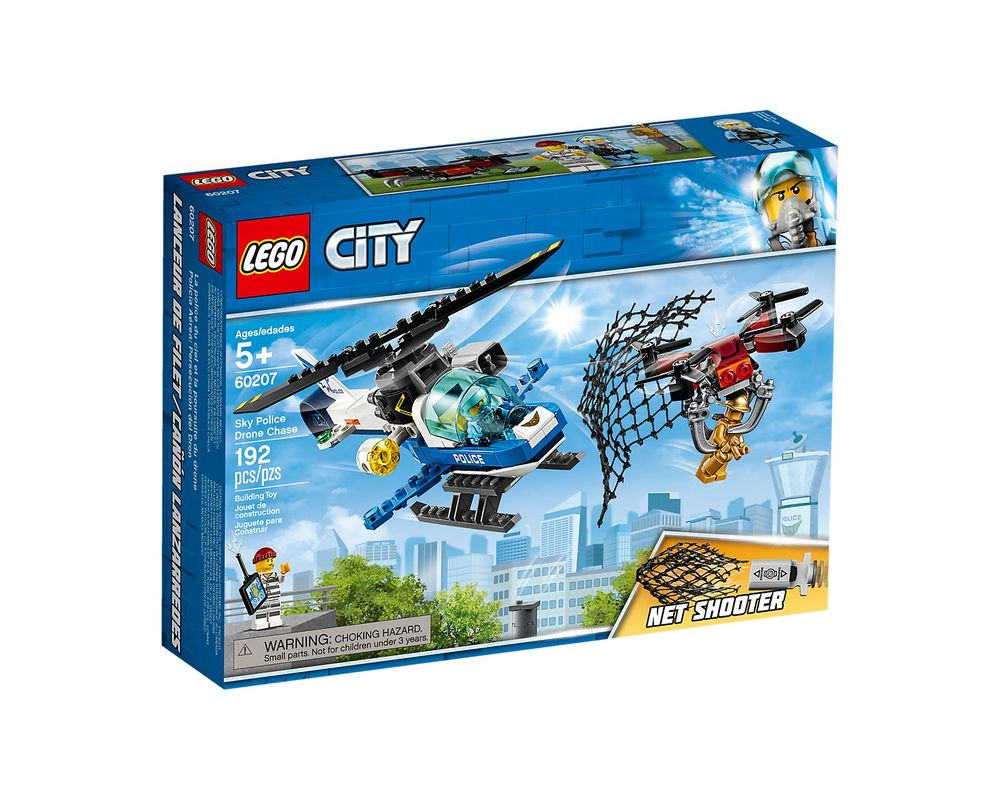 LEGO Set 60207-1 Sky Police Drone Chase