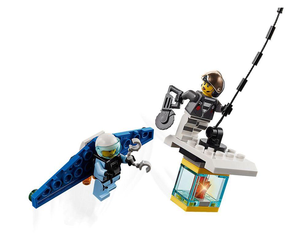 LEGO Set 60209-1 Sky Police Diamond Heist