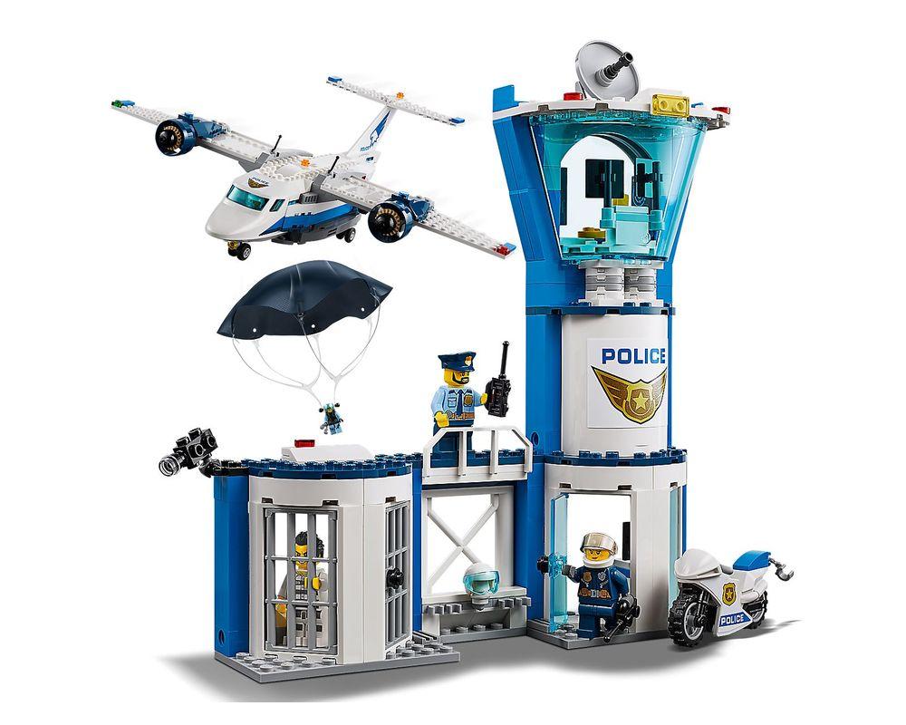 LEGO Set 60210-1 Sky Police Air Base