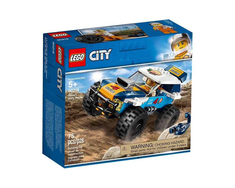 LEGO Set 60218-1 Desert Rally Racer
