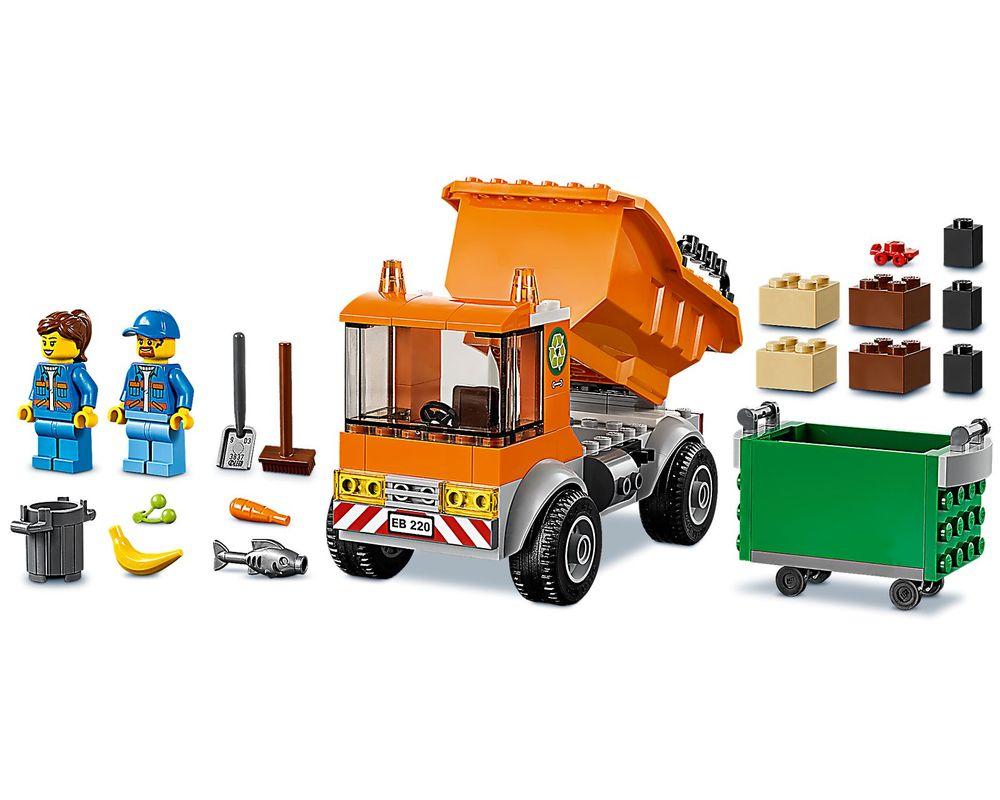 LEGO Set 60220-1 Garbage Truck