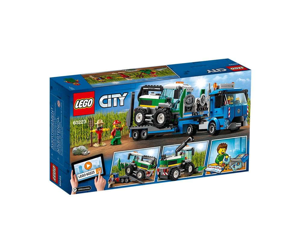 LEGO Set 60223-1 Harvester Transport