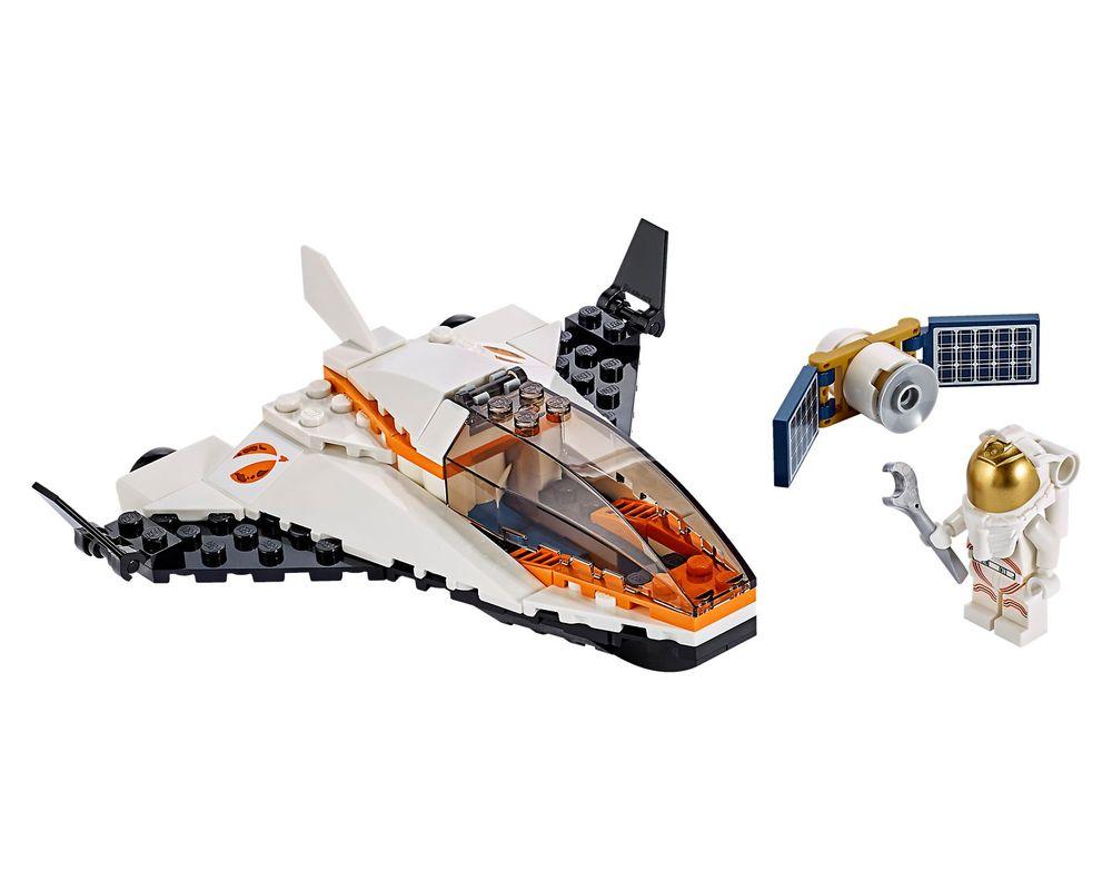 LEGO Set 60224-1 Satellite Service Mission
