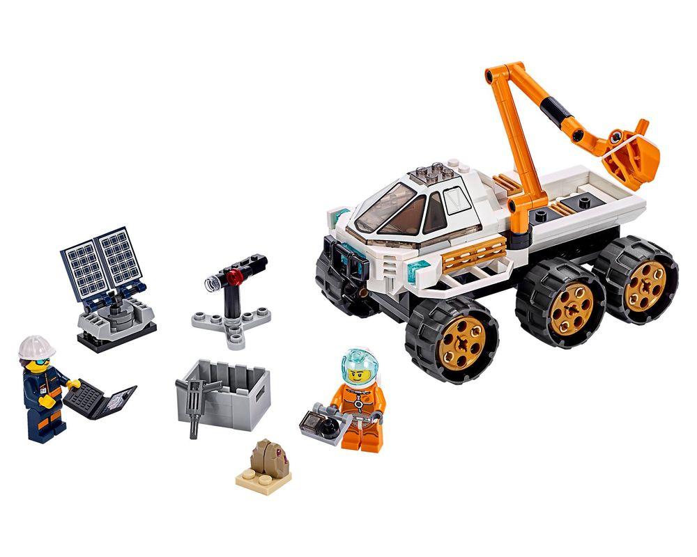 LEGO Set 60225-1 Rover Testing Drive