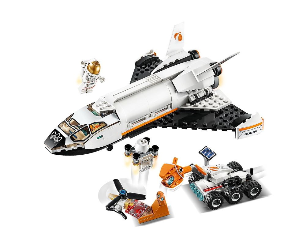 LEGO Set 60226-1 Mars Research Shuttle