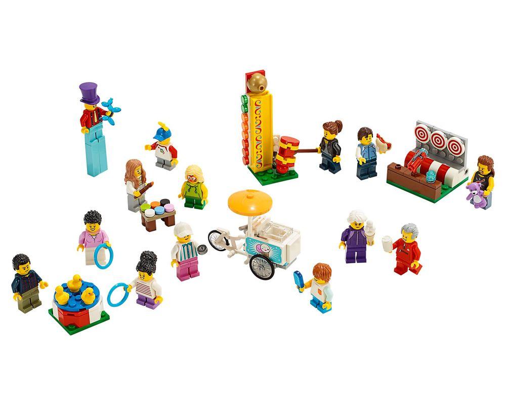 LEGO Set 60234-1 People Pack - Fun Fair