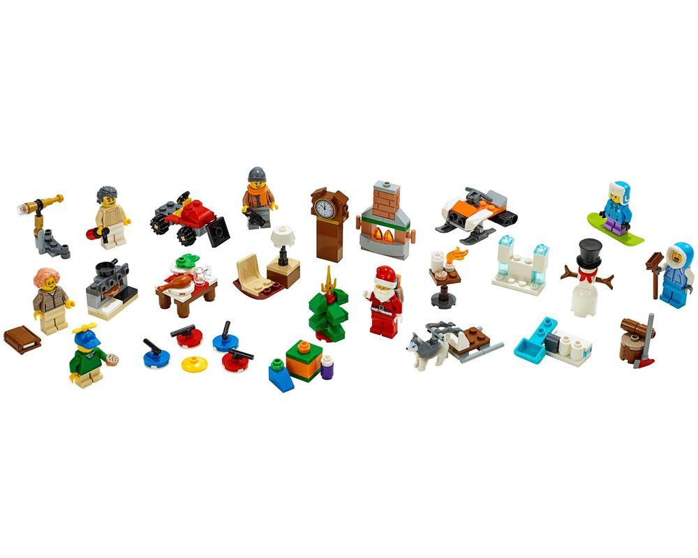 LEGO Set 60235-1 City Advent Calendar (Model - A-Model)