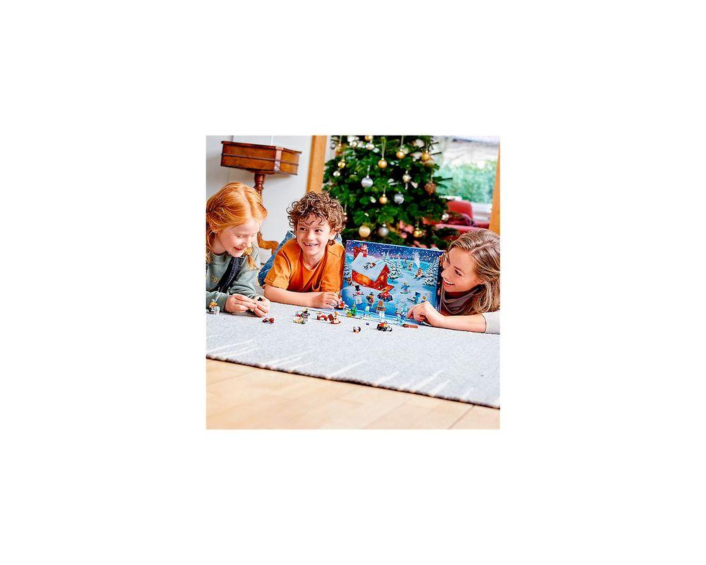 LEGO Set 60235-1 City Advent Calendar