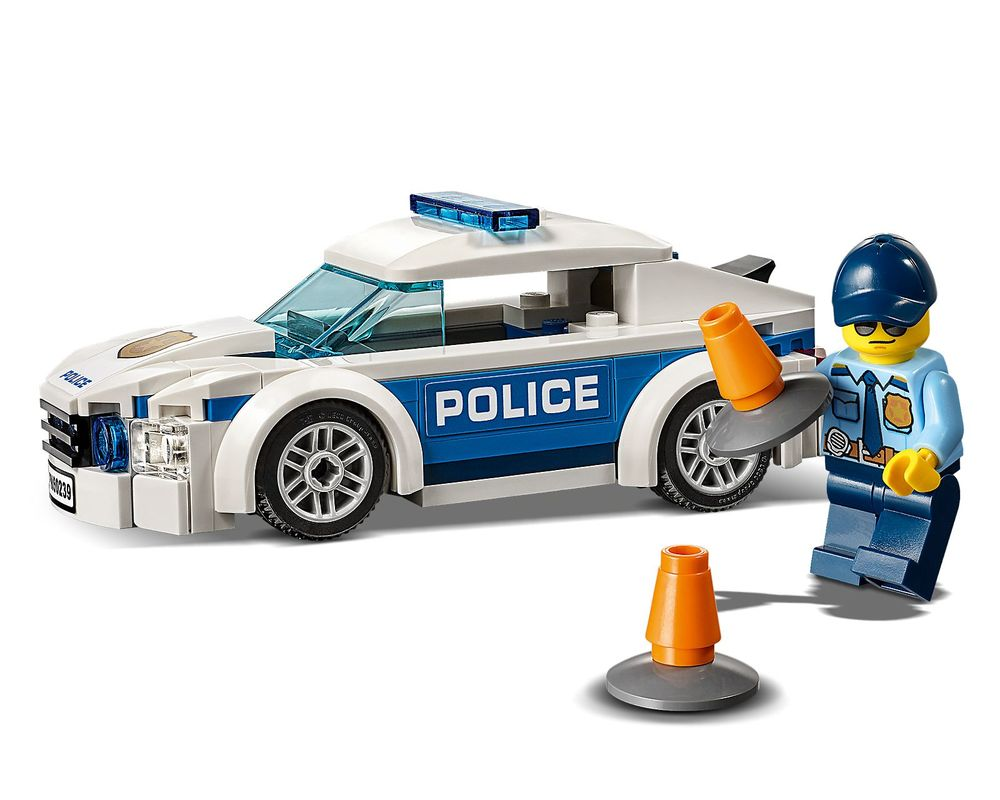 LEGO Set 60239-1 Police Patrol Car
