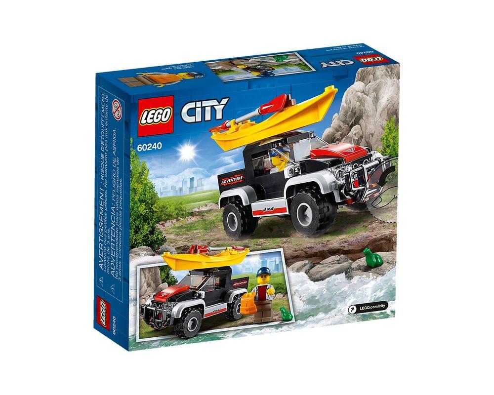 LEGO Set 60240-1 Kayak Adventure