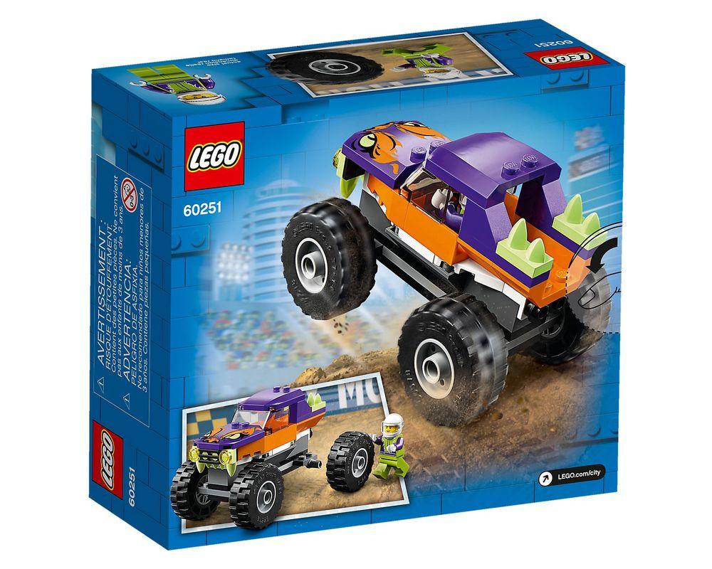 LEGO Set 60251-1 Monster Truck