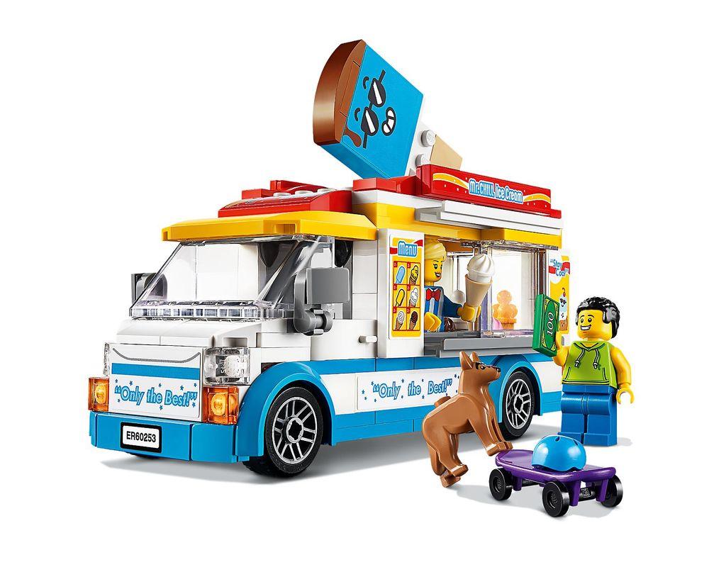 LEGO Set 60253-1 Ice-cream Truck