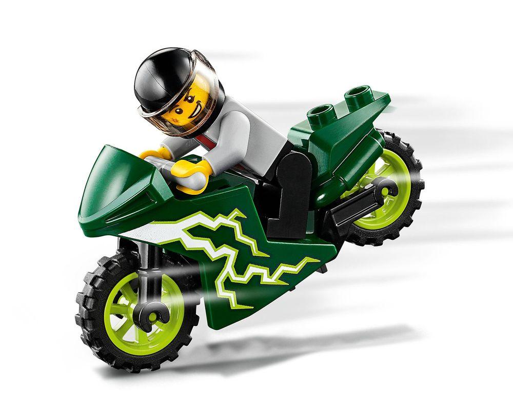 LEGO Set 60255-1 Stunt Team (LEGO - Minifig)