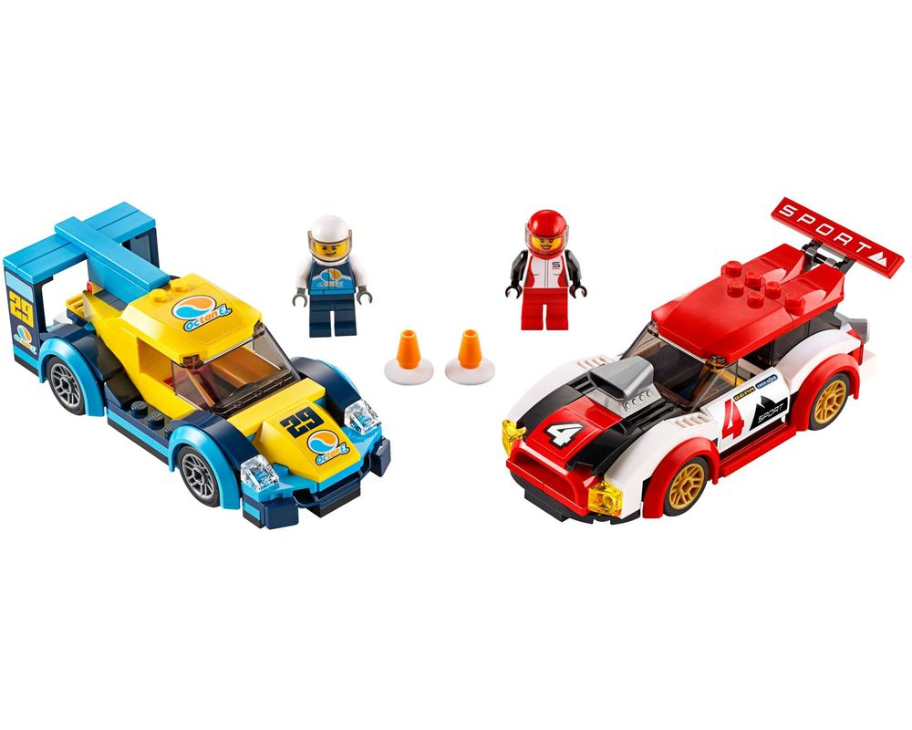 LEGO Set 60256-1 Racing Cars (Model - A-Model)