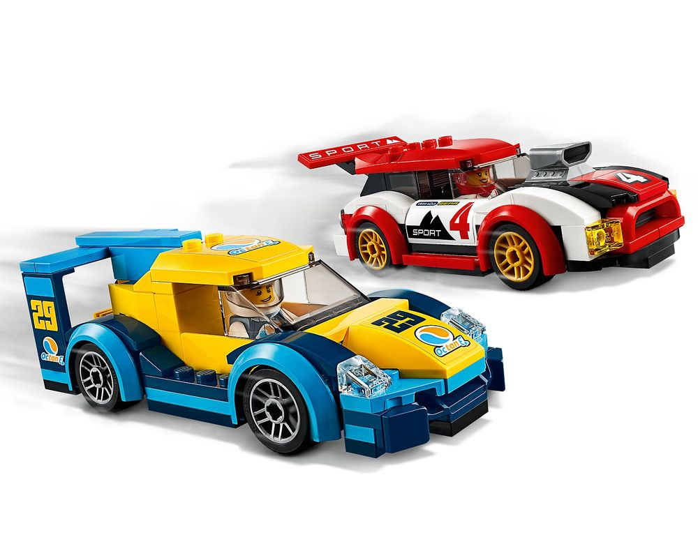LEGO Set 60256-1 Racing Cars