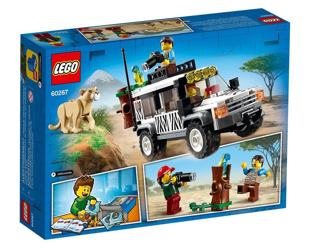 LEGO Set 60267-1 Safari Off-roader