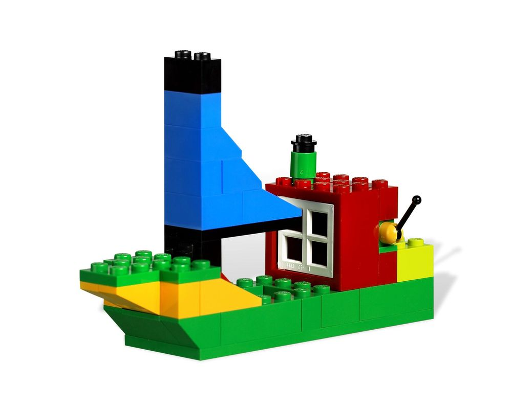 LEGO Set 6161-1 Brick Box