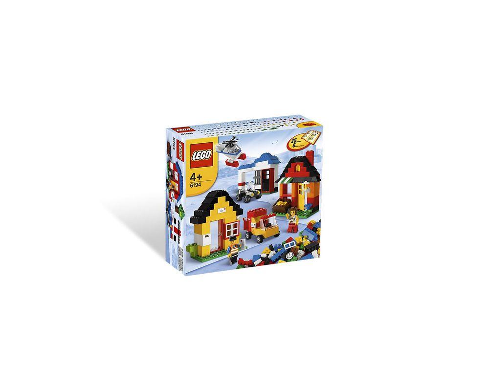 LEGO Set 6194-1 My Own LEGO Town