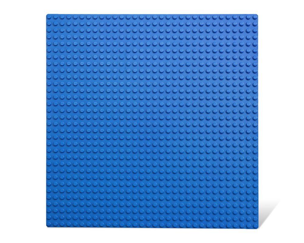 LEGO Set 620-3 Blue Building Plate 32 x 32