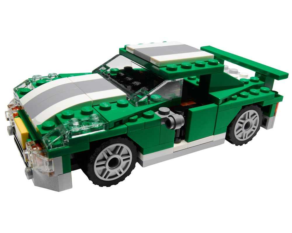 LEGO Set 6743-1 Street Speeder (Model - A-Model)